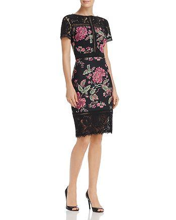 Tadashi Shoji - Neo Floral Sheath Dress