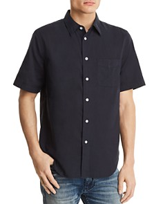 rag & bone Standard Issue Beach Regular Fit Button-Down Shirt - Bloomingdale's_0