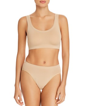 4bbb062a6713a Hanro - Touch Feeling Bralette   Full Briefs