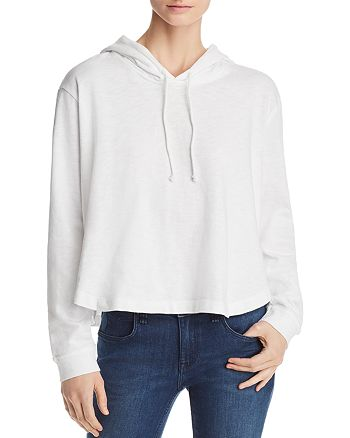 Three Dots - Cropped Hoodie