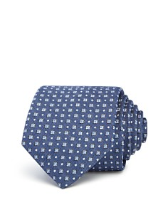The Men's Store at Bloomingdale's Mini Squares Classic Tie - 100% Exclusive_0