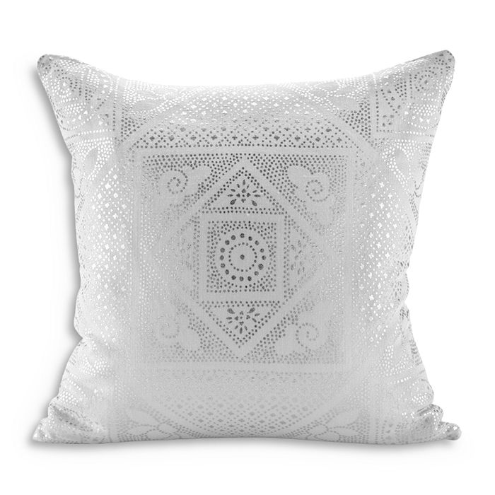 """Sugar Feather - Indy Decorative Pillow, 22"""" x 22"""""""