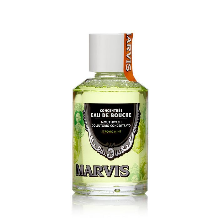 Marvis - Strong Mint Mouthwash 4.0 oz.