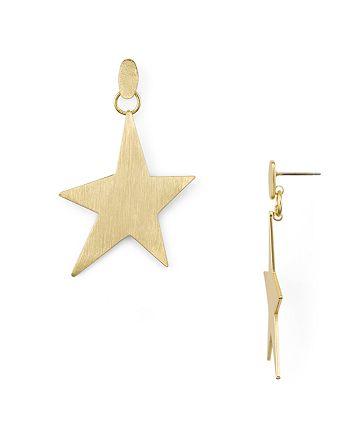 Rebecca Minkoff - Star Girl Drop Earrings