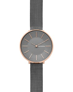 Skagen - Karolina Mesh Bracelet Watch, 38mm