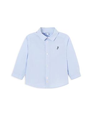 Jacadi Boys Micro Stripe Button Down Shirt  Baby