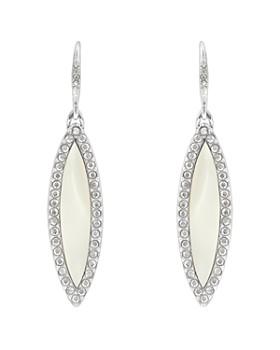 ADORE - Resin Navette Drop Earrings - 100% Exclusive