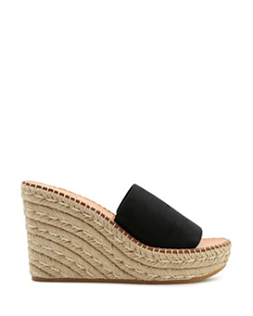 Dolce Vita - Women's Pim Platform Wedge Espadrille Slide Sandals