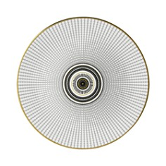 Royal Crown Derby - Oscillate Service Plate