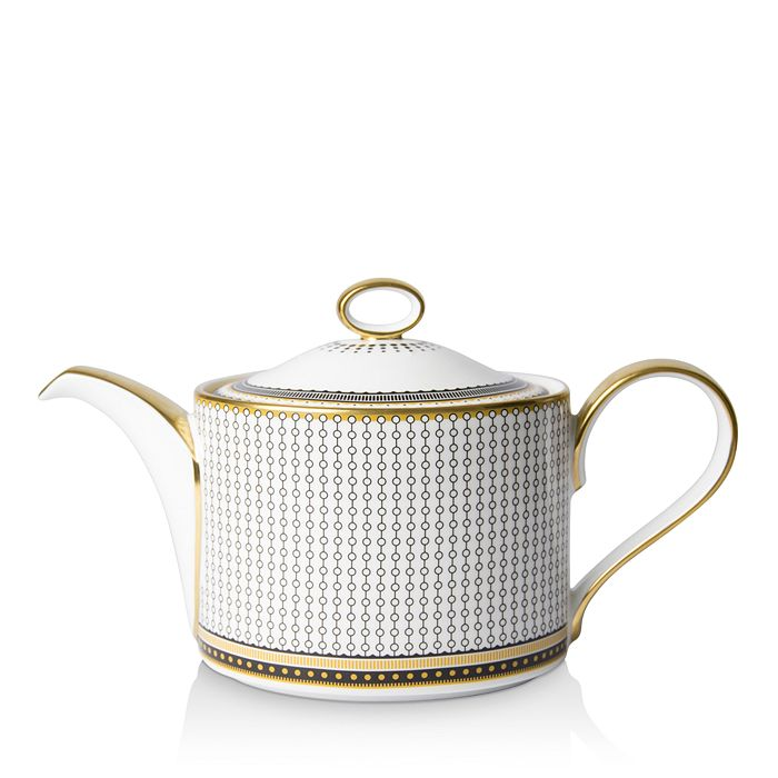 Royal Crown Derby - Oscillate Tea Pot