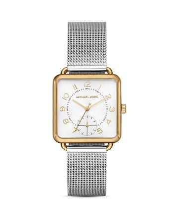 Michael Kors - Brenner Watch, 31mm x 31mm