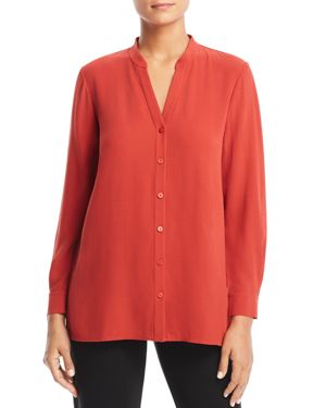Eileen Fisher V-Neck Shirt