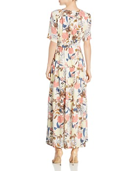 Beltaine - Printed Maxi Wrap Dress - 100% Exclusive