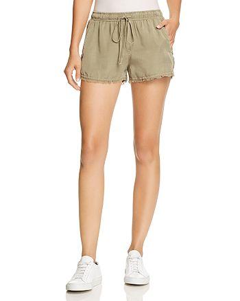 Bella Dahl - Side Button Mini Shorts