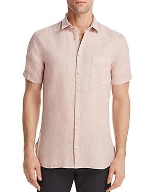 Boss Orange Cattitude Woven Regular Fit Button-Down Shirt