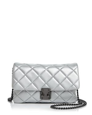 DIAMOND QUILT MINI BAG - 100% EXCLUSIVE