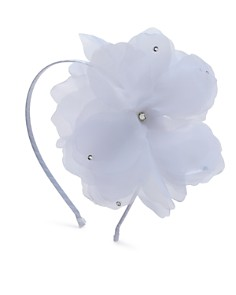 Capelli Girls' Chiffon Flower Headband - Bloomingdale's_0
