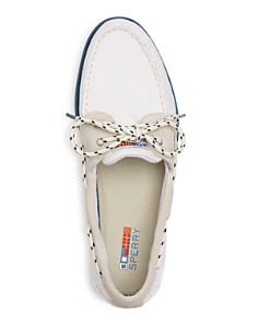 Sperry - Men's Authentic Original Two Eye Nautical Boat Shoes