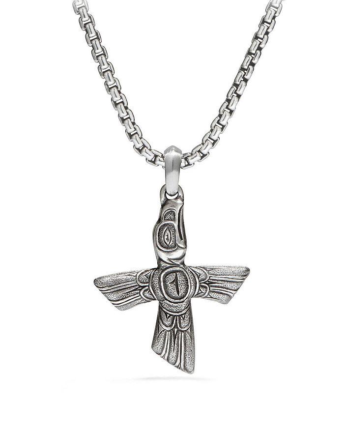 David Yurman - Northwest Bird Amulet