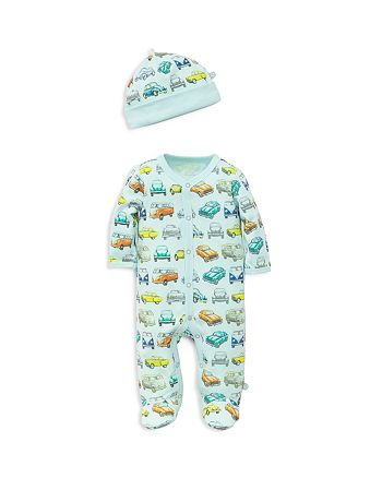 Offspring - Boys' Road Trip Footie & Hat - Baby