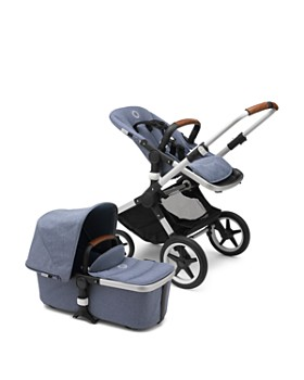 Bugaboo - Fox Stroller Base & Accessories