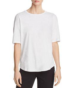 1b911adf83291d Donna Karan Cold-Shoulder Grommet Top