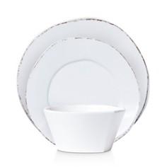 VIETRI Melamine Lastra White Dinnerware - Bloomingdale's_0
