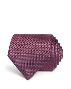 Emporio Armani Patterned Classic Tie - Bloomingdale's_0