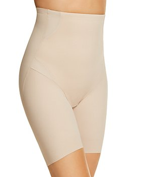TC Fine Intimates - Cooling High-Waist Thigh Slimmer Shorts