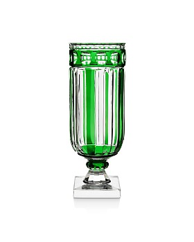 William Yeoward Crystal - Emerald Footed Hurricane