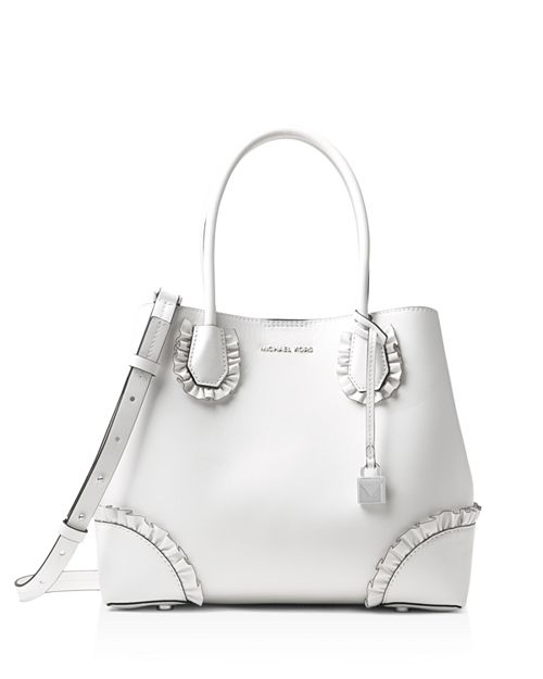 86d98b95c8f6 ... discount code for michael michael kors mercer gallery center zip medium  leather tote 8cea8 7a2ff