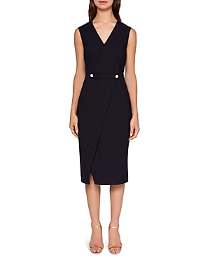 Ted Baker Cerisad Faux-Wrap Dress