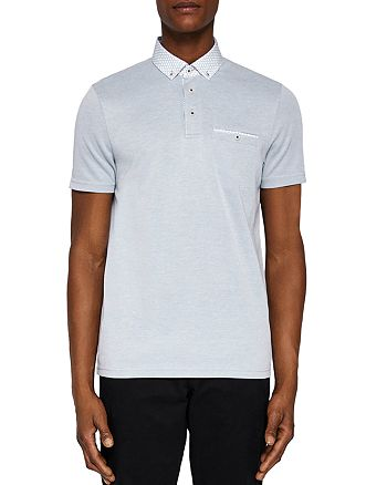 Ted Baker - Tizu Soft Touch Regular Fit Oxford Polo