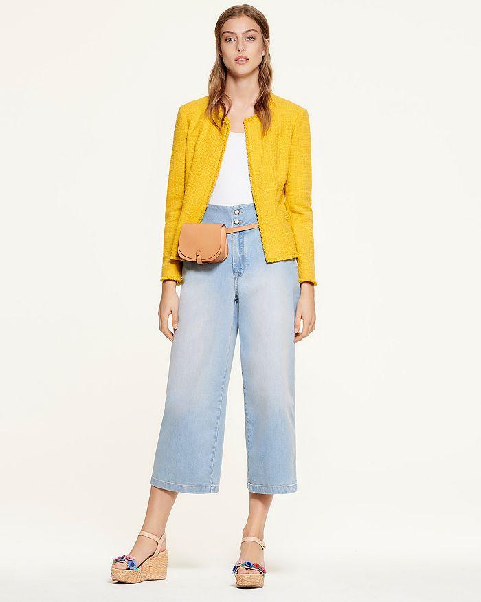 Gerard Darel - Tweed Jacket - 100% Exclusive, Celine Lefebure Belt Bag - 100% Exclusive & More