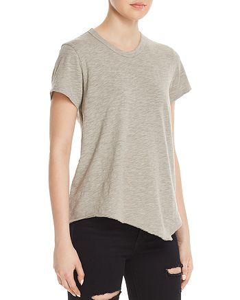 Wilt - Short-Sleeve Asymmetric-Hem Tee