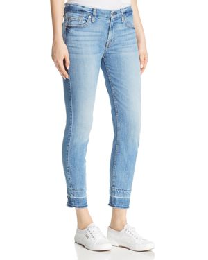 7 For All Mankind Ankle Skinny Released-Hem Jeans in East Village 2889017