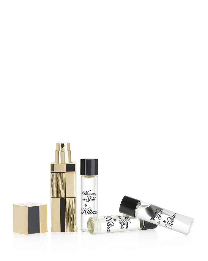 Kilian - From Dusk Till Dawn Woman in Gold Eau de Parfum Travel Spray Set