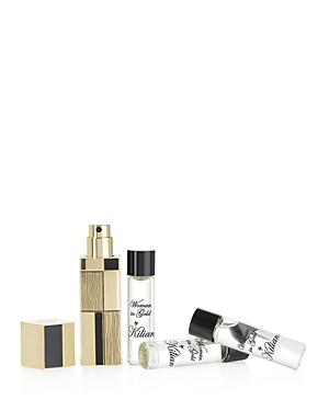 Kilian From Dusk Till Dawn Woman in Gold Eau de Parfum Travel Spray Set