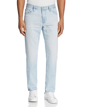 AG - Graduate Slim Straight Fit Jeans in 27 Years Bayside