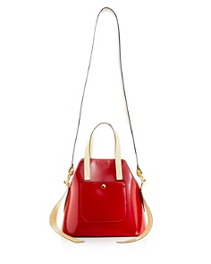 Marni -  Medium Leather Tote