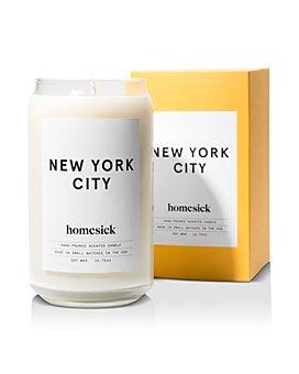 Homesick - New York City Candle