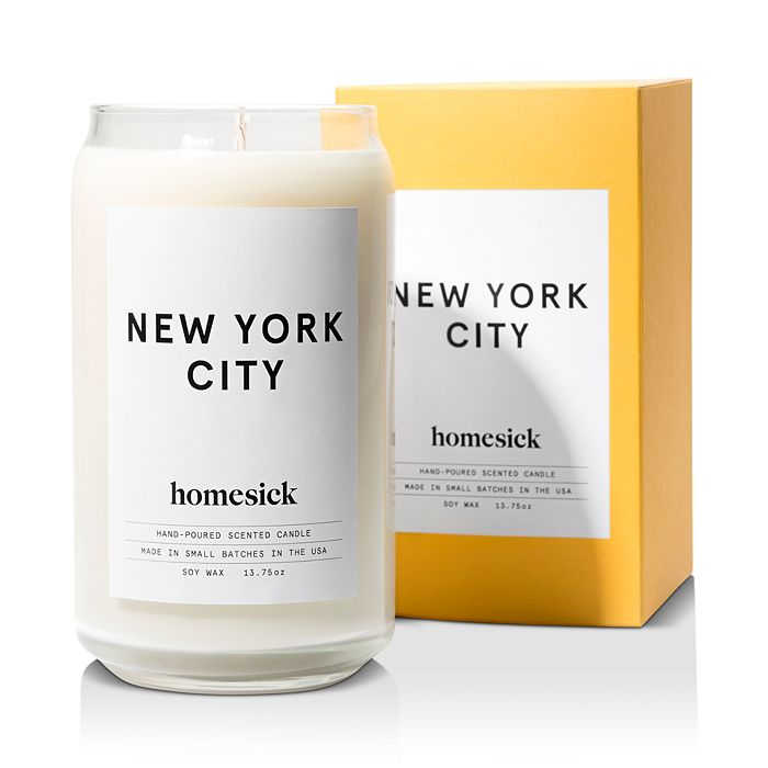 Homesick - New York City Candle