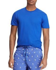 Polo Ralph Lauren Crewneck Loungewear Tee - Bloomingdale's_0
