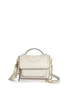 Tory Burch - Fleming Leather Satchel