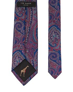 Ted Baker - Cipo Paisley Skinny Tie