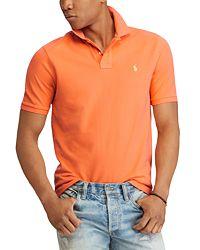 Polo Ralph Lauren Classic Fit Stretch Mesh Polo Shirt (Multiple Color)