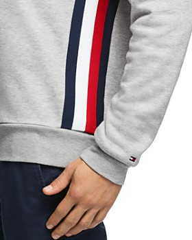 Tommy Hilfiger - Side Stripe Crewneck Sweatshirt