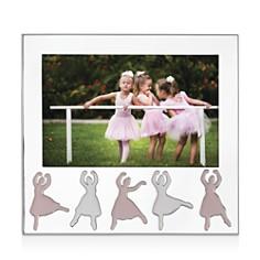 "Reed & Barton Ballerina Silverplate Frame, 5"" x 7"" - Bloomingdale's_0"