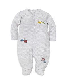 Kissy Kissy Boys' Rush Hour Stripe Footie - Baby - Bloomingdale's_0