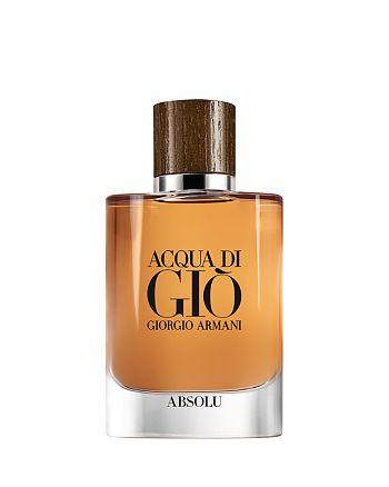 Armani - Acqua di Giò Absolu Eau De Parfum 2.5 oz.
